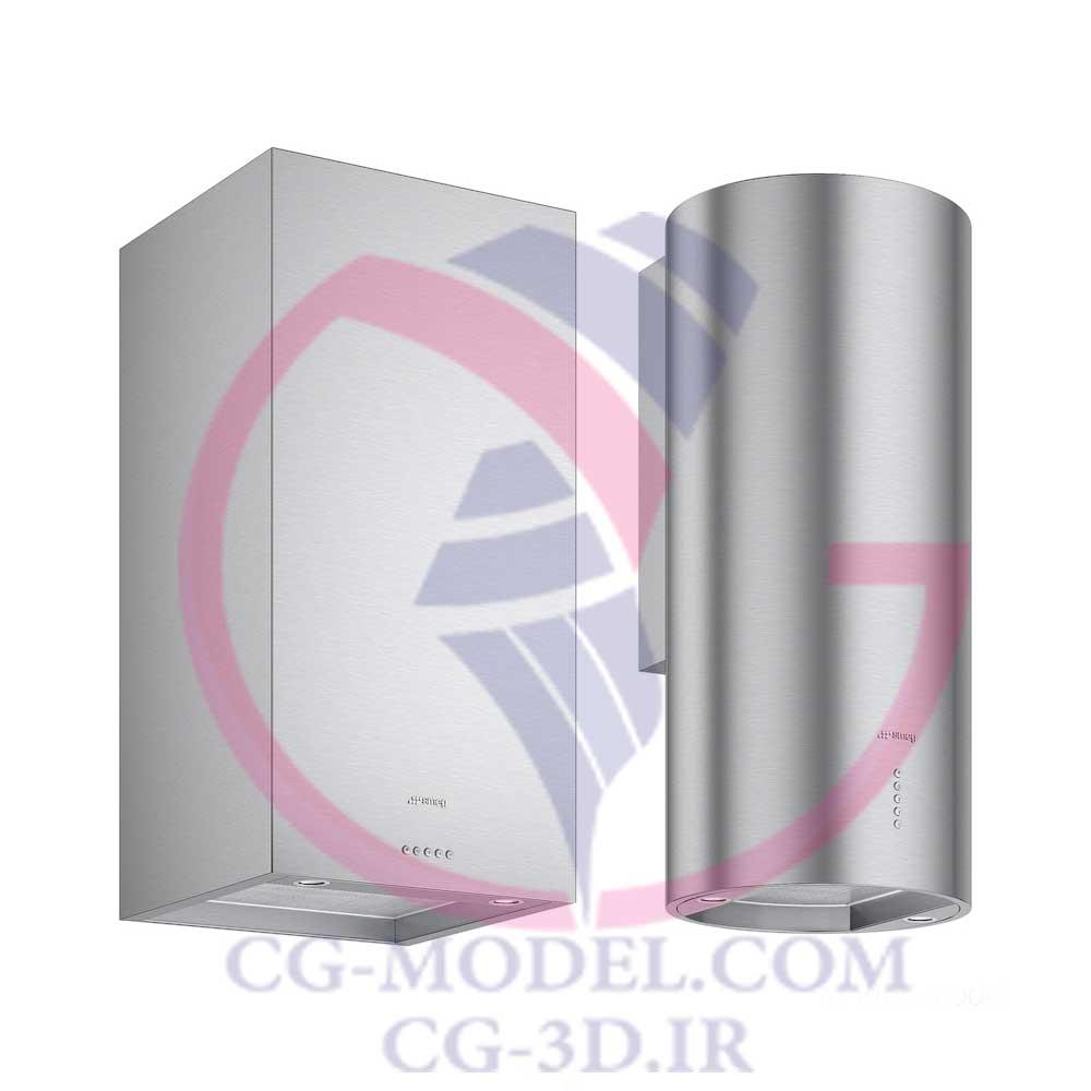 مدل سه بعدی هود 6