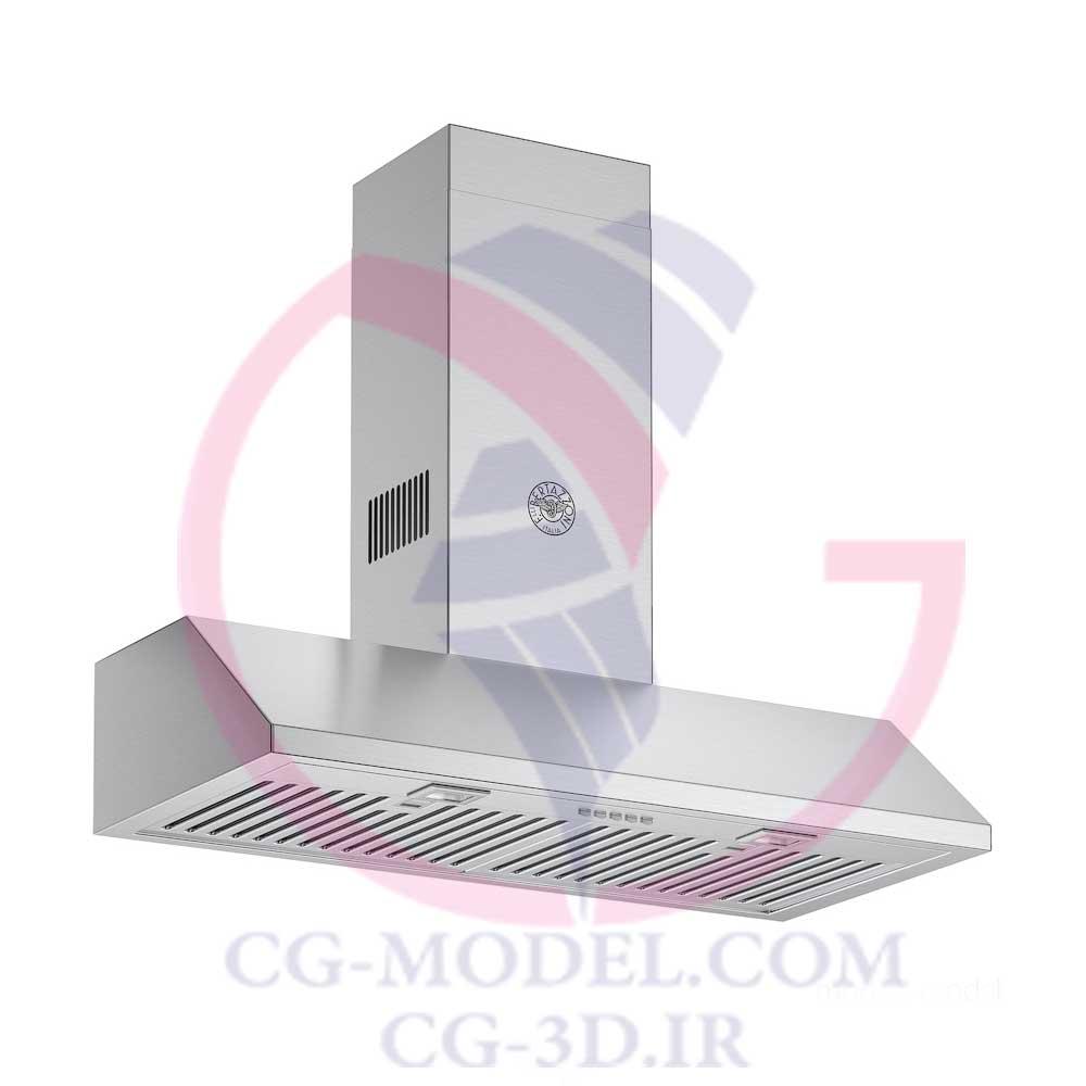 مدل سه بعدی هود 2