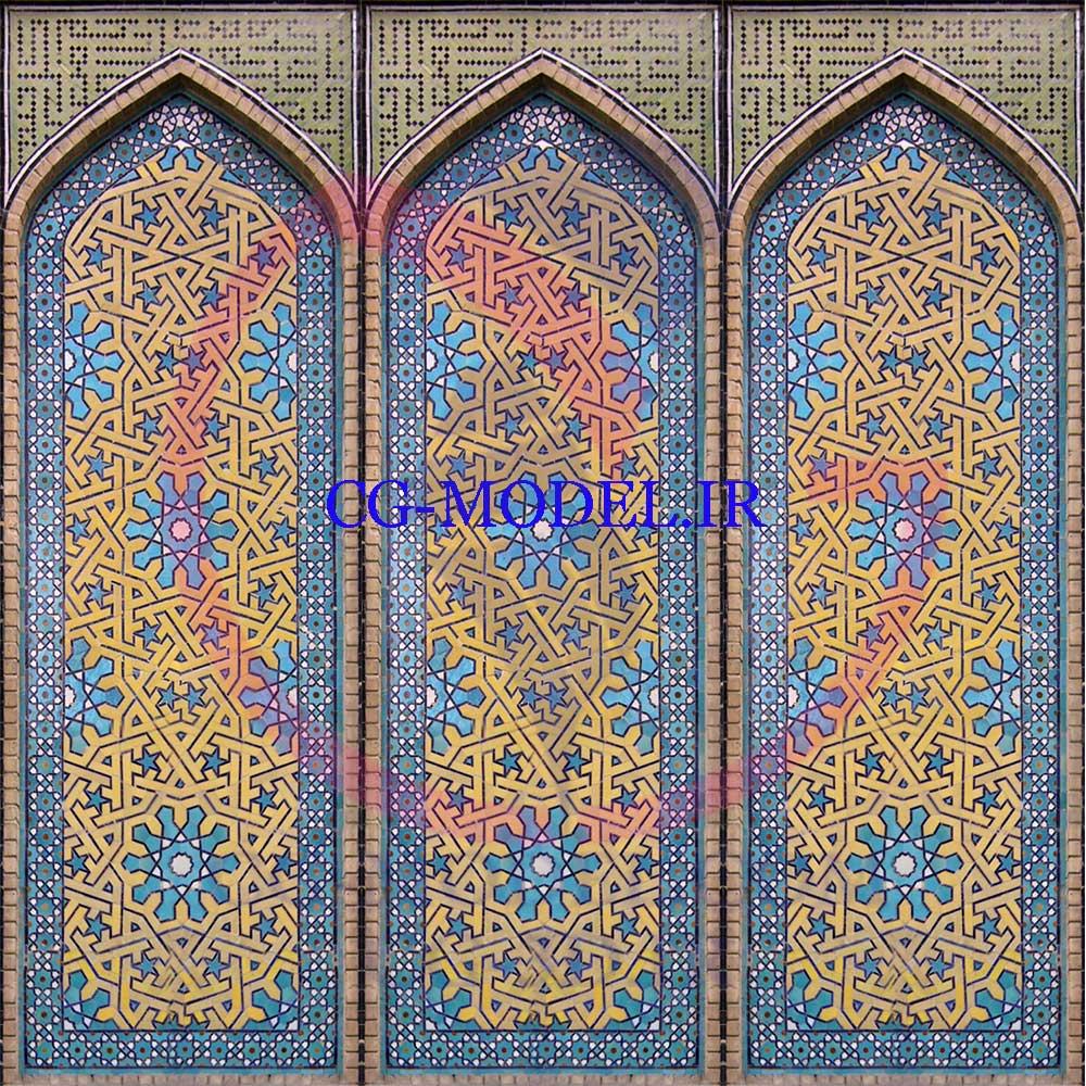 تکسچر اسلامی 2