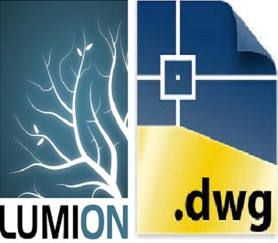 پلاگین انتقال فایل اتوکد به لومیون DWGToLumionBridge 2017