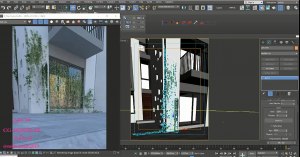 آموزش کارباپلاگین ivy generator ساخت پیچک همراه انیمیت در 3dmax
