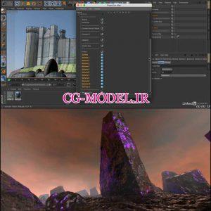 آموزش جلوه های بصری در cinema 4d R20