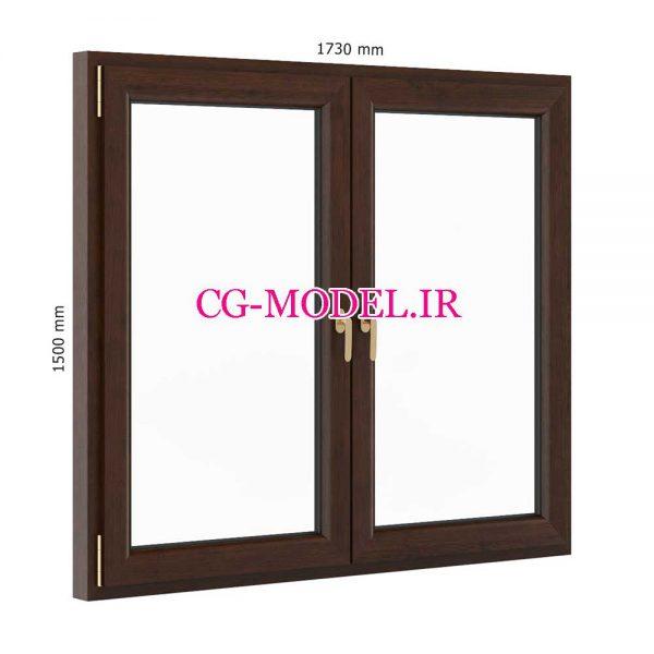 مدل سه بعدی پنجره (1)