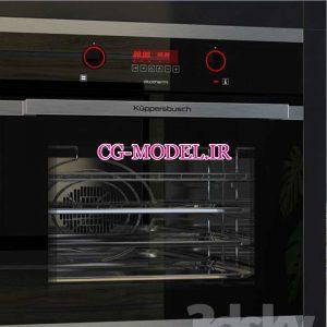 مدل سه بعدی فر گاز تو کار (1)