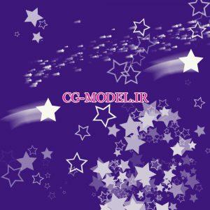 دانلود براش ستاره برای فتوشاپ