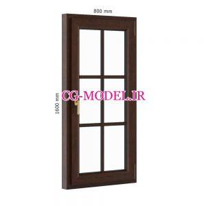 مدل سه بعدی پنجره (3)