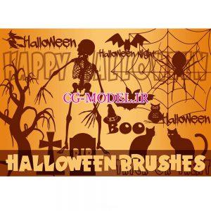 براش هالووین برای فتوشاپ
