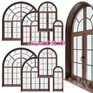 مدل سه بعدی پنجره (4)