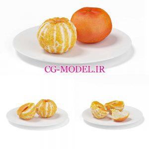مدل سه بعدی نارنگی