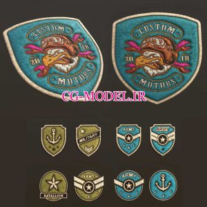 دانلود Patches Generator برای Substance Designer