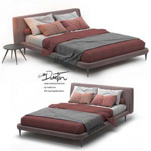 مدل سه بعدی تخت خواب (23)